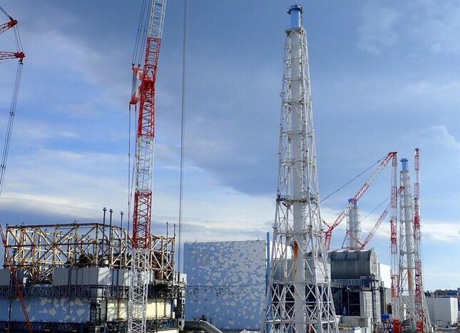 福島第一原発の事故処理にも大きく影響する……(写真は、福島第一原子力発電所。出典:東京電力ホールディングス)