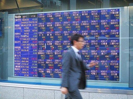 第一生命株、自社株買いを好感して上昇(写真はイメージ)