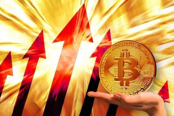 コインベース上場でビットコインも最高値更新