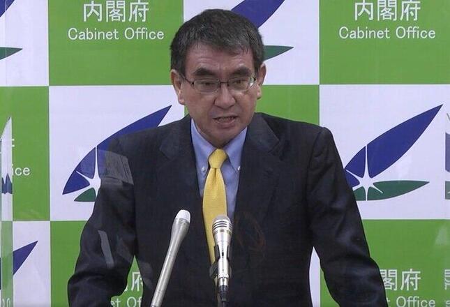 「自治体の平等主義」が完全に僕の失敗と語る河野太郎ワクチン大臣