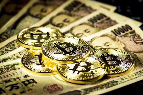 日経平均株価はビットコインの急落が影響して……