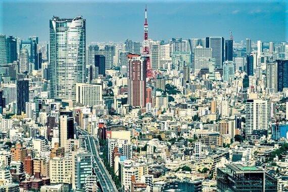 緊急事態宣言が延長される東京都