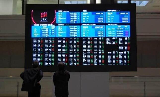 日本製鉄株と三菱UFJFG株を売却(写真は、東京証券取引所)