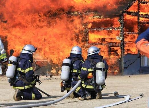 住宅火災での死者の約7割が65歳以上の高齢者だ