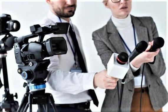 外国人記者は競技以外の日本も取材したがっている(イメージ)