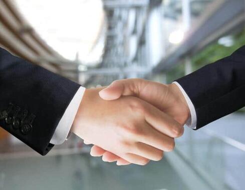 中小企業のM&Aが増えている(写真はイメージ)