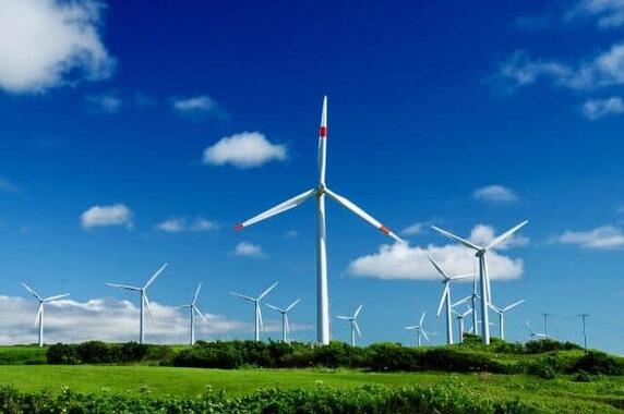 企業の再生可能エネルギーへの関心は高い(写真はイメージ)