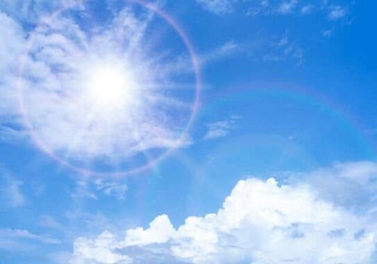 太陽ギラギラ…… 熱中症対策は大丈夫?
