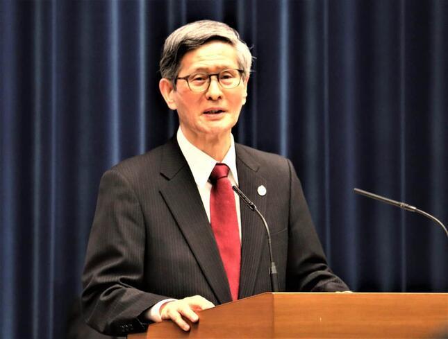 「日本にもロックダウンを」と主張する尾身茂会長