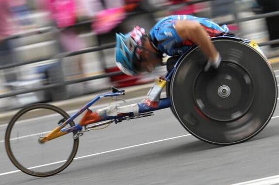 パラリンピックは五輪より種目数が多い!(写真はイメージ)