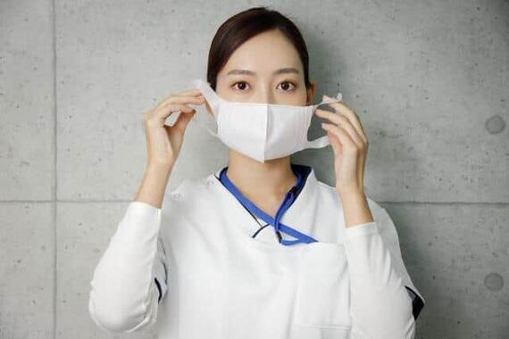 コロナ禍の感染予防はマスクで問題ないの?