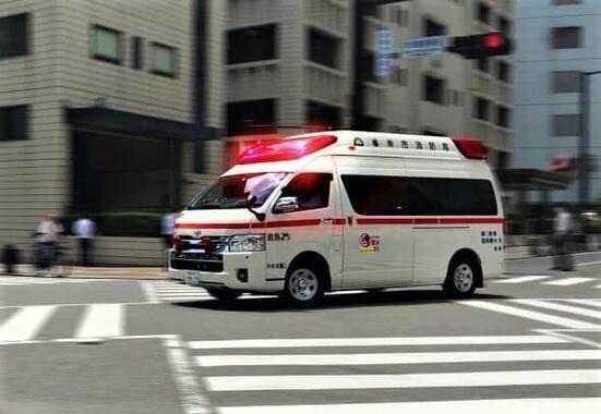 搬送先が見つからない救急車(写真はイメージ)