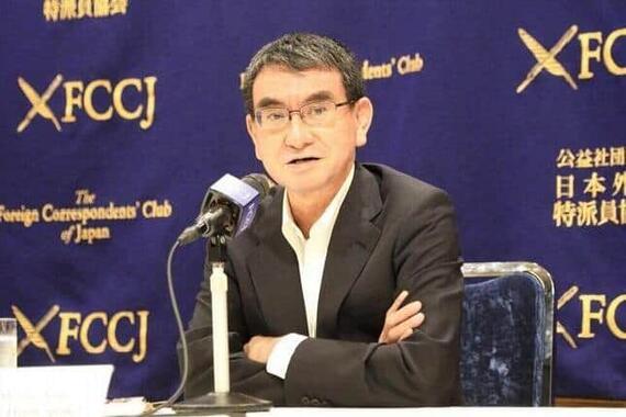 海外メディアが自民党の新総裁に河野太郎氏を推す、その背景は……