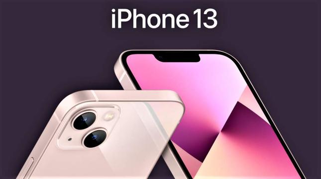カメラ機能に力を入れたiPhone13(アップル公式サイトより)