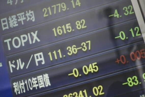 ドル円はレンジ相場が続く……(写真はイメージ)