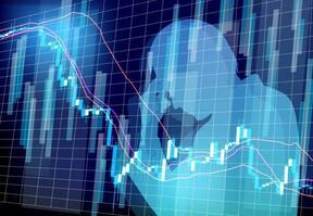 リーマンショックで株価が暴落した……(写真はイメージ)