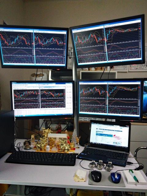 リスク4:システム・業者リスク