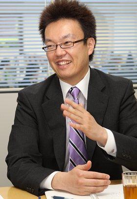 著者の石渡嶺司さん。ブログも面白い