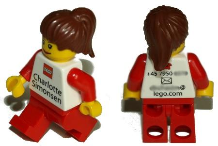 レゴの名刺を見た人からは「ほしい!」「レゴ社員になりたい」といった声が多数あがった
