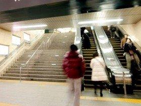 意識して階段を使うだけで違うらしい