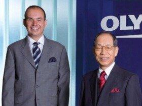 オリンパスでは英国人CEOを追い出してしまったが(同社アニュアルレポートより)