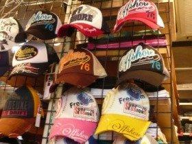 持ち歩き用の帽子選びに迷う