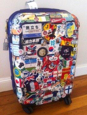 スーツケースの容量は有限だが、心のキャパシティは無限大