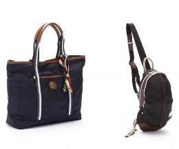 夏のオフタイムのオシャレを完成させるオロビアンコのバッグ。高感度なデザインで、日本でファン急増中