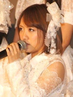 秋元プロデューサーも「AKB48とは高橋みなみの事」と絶賛(2月撮影)