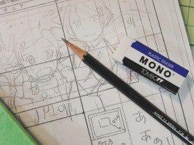 アニメーターは「消えても記憶に残る作品」になることを祈りながら、今日も制作に励む