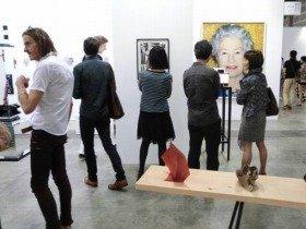 アジアで初めて開催された「アート・バーゼル香港」の様子