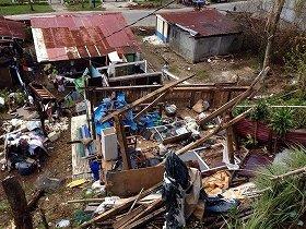 フィリピン・レイテ島の現状の一端