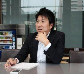サントリー ビア&スピリッツ株式会社  鈴木敦氏