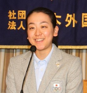 浅田真央選手の演技に多くの人が感動した