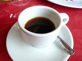コーヒーも「持参」に変更かな…