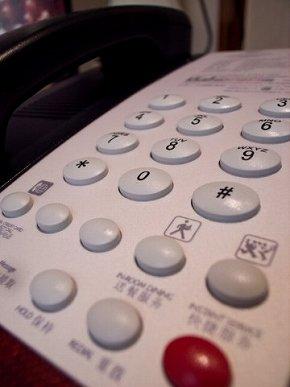 電話、鳴ってるよ