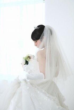 結婚式で・・・