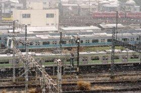 首都圏の電車は遅れがちだけど・・・(画像はイメージ)