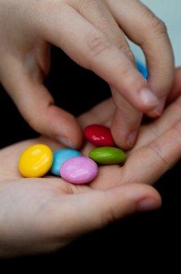 チョコのつまみ食いは許して!
