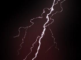 雷が・・・
