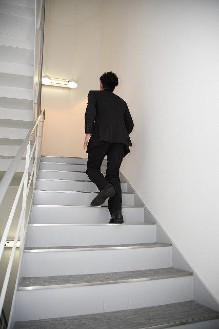 会社員生活の階段の先