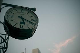 時間ではなくて・・・