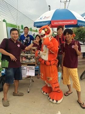 一緒にカンボジア・サッカーを盛り上げよう!