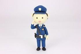 警察官も国によって・・・