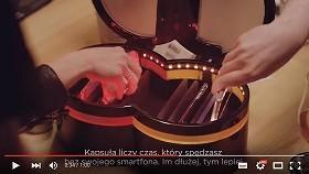 スマホ8台まで収納可能なMasterCard Capsule