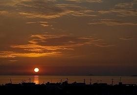 人生の前半が昇る太陽なら・・・