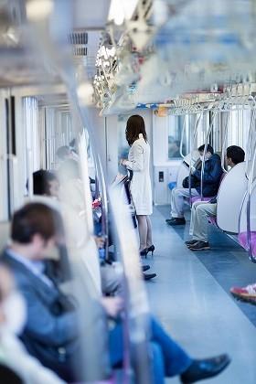 電車の中では気をつけたい