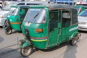 バングラデシュの「CNG」