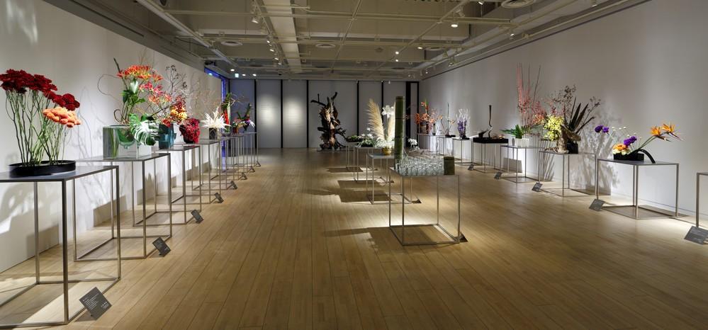 2015年の展覧会の模様。今年は参加者が増える予定
