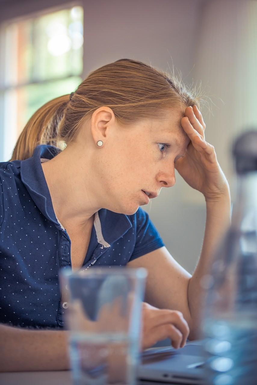 高いストレスを抱えていそうな部下を見かけても、即座に「問題」と判断してはいけない